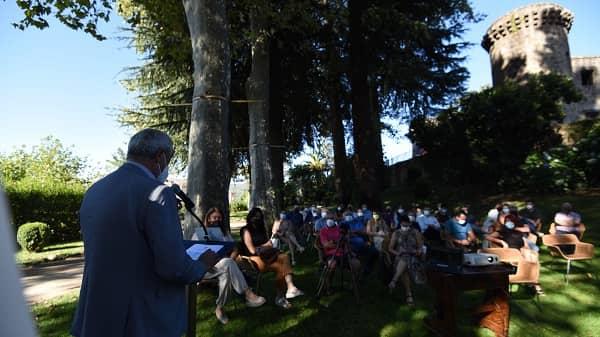 Carlos Carlos informa sobre el Plan de Sostenibilidad Turística de Destino la Vera-Valle del Jerte