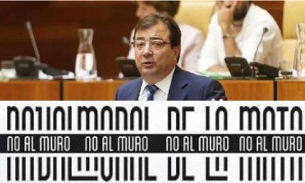 Carta abierta de NOALMURO al presidente de la Junta de Extremadura