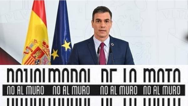 Carta abierta de NO AL MURO al presidente del Gobierno