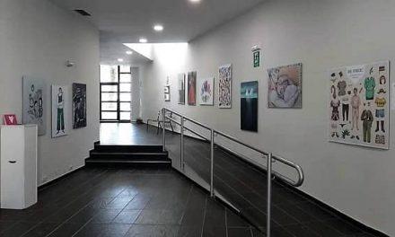 Artistas de la Fundación Triángulo exponen en la Casa de Cultura de Navalmoral