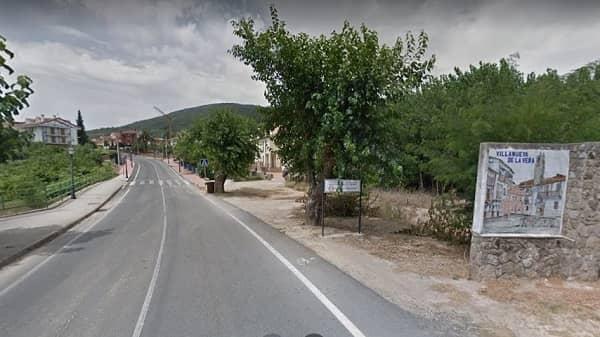 Dos hombres resultan heridos en la explosión de un aire acondicionado en Villanueva de la Vera