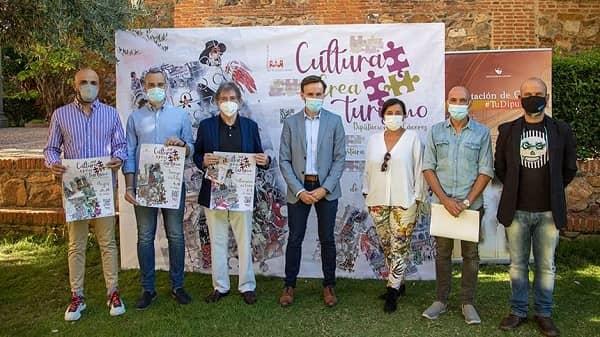 Villanueva acoge la tercera edición de Cultura Crea Turismo