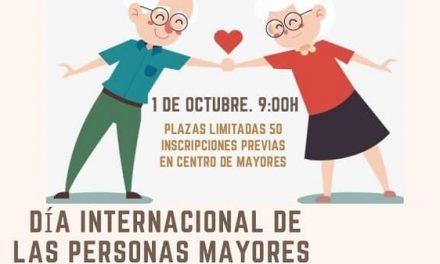 Navalmoral celebra el Día Internacional de las Personas Mayores
