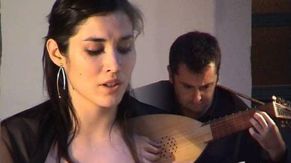 """El Dúo Orpheo interpreta el concierto """"La canción del Emperador"""" en el monasterio de Yuste"""