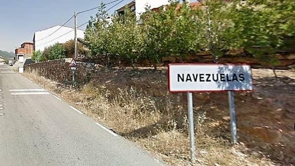 Herido grave un conductor al salirse de la vía cerca de Navezuelas