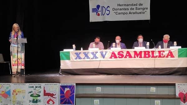 La HDS Campo Arañuelo celebra su XXXV asamblea