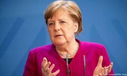 Angela Merkel galardonada con el Premio Europeo Carlos V