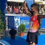 Houssame Benabbou vencedor de la Media Maratón de Cáceres 2021
