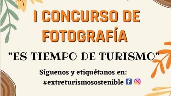 """ExtreTurismo Sostenible convoca el I concurso fotográfico """"ES TIEMPO DE TURISMO"""""""