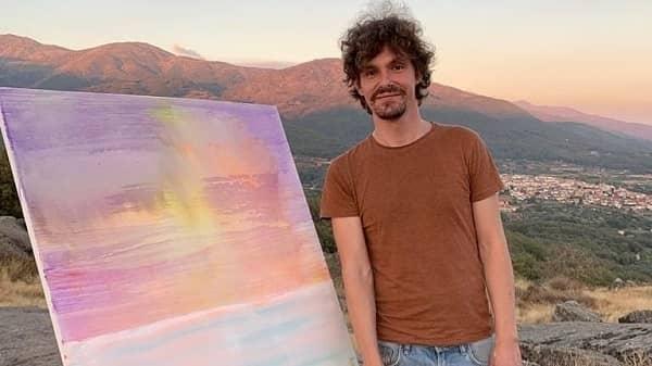 El jarandillano Javier Miranda Cartas expone en el Centro Cultural La Gota