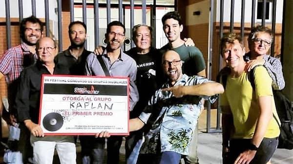 Kaplan gana el VII Concurso de Grupos Musicales Classic-Contemporary