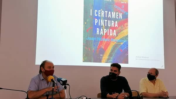 Navalmoral convoca de nuevo el I Certamen de Pintura Rápida Juan Núñez- Romero