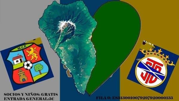 Llamamiento solidario del Moralo CP para ayudar a la isla de La Palma