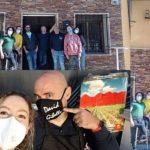"""Éxito de las """"Hamburguesas Solidarias"""" de David Gibello colaborando con Asprodes Ciudad Rodrigo"""