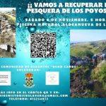 La comunidad de regantes de Aldeanueva recupera la pesquera de Los Poyos