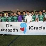 El equipo palmero SD Tenisca agradece el apoyo y el trato recibido