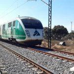 Adif inicia las pruebas de auscultacion en la Línea de AV tramo Plasencia-Badajoz