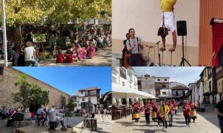 """Villanueva disfruta con las múltiples actividades de """"Cultura Crea Turismo"""""""