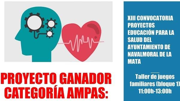 """La AMPA del CEIP Sierra de Gredos comienza hoy """"Cuerpo y Mente Activados"""""""
