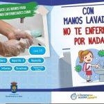 Navalmoral celebra el Día Mundial del Lavado de Manos