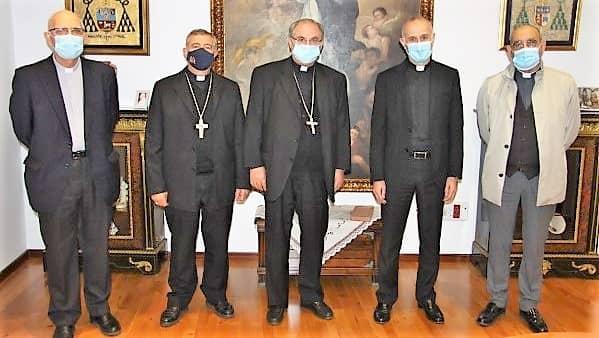 El Arzobispado establece las nuevas medidas ante la actual situación sanitaria